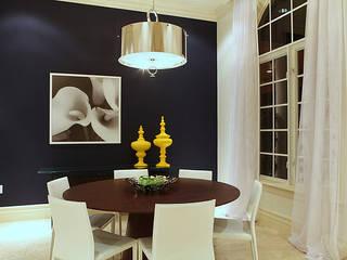 Salle à manger de style  par Claudia Luján,