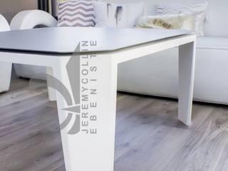 Jeremy Collin Ebeniste - créateur Living roomSide tables & trays
