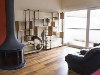 Jeremy Collin Ebeniste - créateur Corridor, hallway & stairsStorage