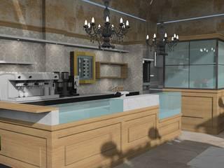 Klassieke bars & clubs van CARLO CHIAPPANI interior designer Klassiek