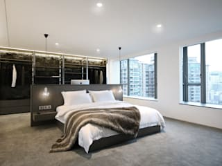 Modern style bedroom by Artta Concept Studio Modern