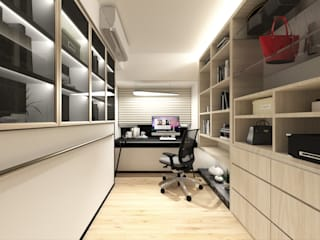 Modern Study Room and Home Office by Artta Concept Studio Modern