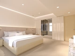 Modern Bedroom by Artta Concept Studio Modern