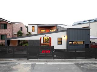 대전 하기동 주택: JCON의  주방