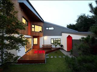 대전 하기동 주택: JCON의  정원