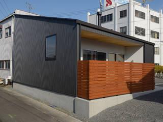 サーファーの家: 株式会社ワイズデザイン一級建築士事務所が手掛けた家です。