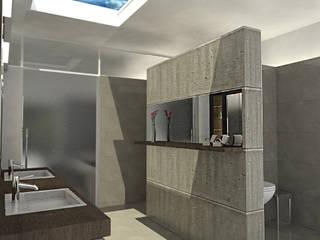 Salle de bain moderne par DIE RAUMPIRATEN® Moderne