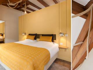 Restyling hotelkamers Hotel Groot Warnsborn:  Hotels door Inspiring Concepts, Modern