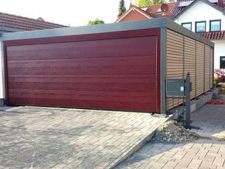 de Carport-Schmiede GmbH & Co. KG - Hersteller für Metallcarports und Stahlcarports auf Maß Moderno Hierro/Acero