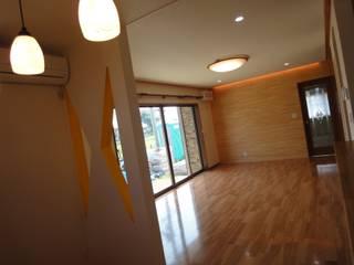 マルモコハウス Living room