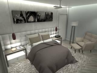 Dormitórios: Quartos  por Casa Studio 201