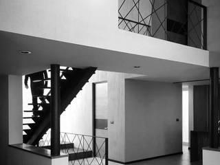 Casa MG: Salas de estilo  por Concepto Arquitectónico Studio