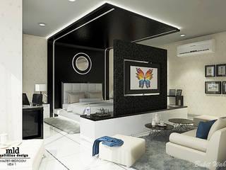 Master Bedroom Semarang - Bukit Wahid Regency Kamar Tidur Minimalis Oleh Multiline Design Minimalis