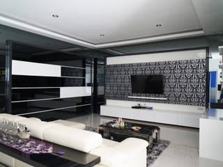 Family Room - Semarang Ruang Keluarga Minimalis Oleh Multiline Design Minimalis