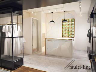 Lojas & Imóveis comerciais clássicos por Multiline Design Clássico