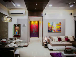 Living room by Vinayak Interior | Interior Designing and Decorator Companies