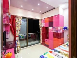 Children Bedroom:  Girls Bedroom by Vinayak Interior | Interior Designing and Decorator Companies