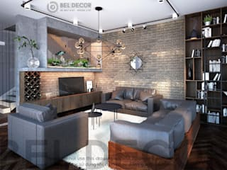 modern  by Bel Decor, Modern