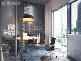 Project: OF1503 & OF1527 Office/ Bel Decor bởi Bel Decor