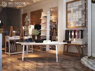 Project: SH1609 Fashion Shop/ Bel Decor bởi Bel Decor