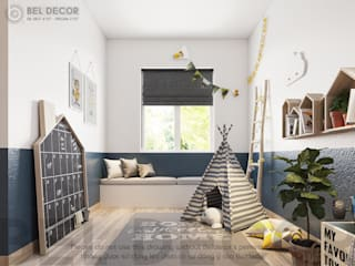 Project: HO1719 Villa/ Bel Decor bởi Bel Decor