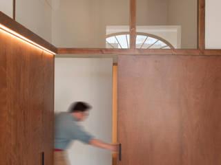 El dormitorio: Dormitorios de estilo  de Rardo - Architects