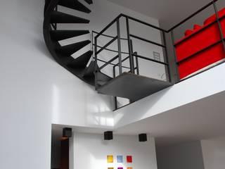 Architetkurbüro Schulz-Christofzik Modern Living Room