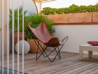 La terraza: Terrazas de estilo  de Rardo - Architects