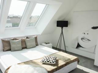Schlafzimmer: moderne Schlafzimmer von Home Staging by Sabrina Schulz