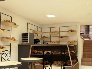 2. panadería:  de estilo  por BICHO arquitectura