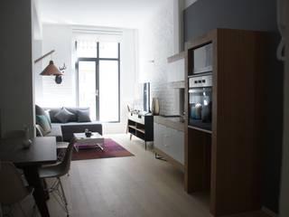 Comedores de estilo minimalista por Alameda Estudio