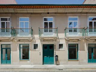 Casa dos Pátios Casas minimalistas por Pedro Ferreira Architecture Studio Lda Minimalista
