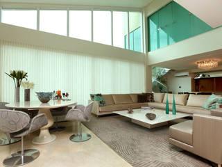 by Danielle Valente Arquitetura e Interiores Modern
