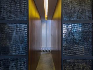 走廊 & 玄關 by HDA: ARQUITECTURA BIOCLIMATICA