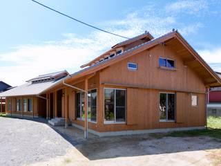 双子のibushiの舎: SSD建築士事務所株式会社が手掛けた家です。