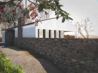 CAD - 83 Maisons méditerranéennes par MAY architecture Méditerranéen