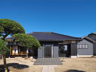 根據 株式会社 井川建築設計事務所 日式風、東方風