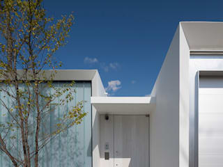 The House for Contemporary Art Minimalist house by F.A.D.S. Minimalist