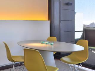 El comedor: Comedores de estilo  de Rardo - Architects