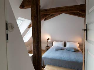 Bedroom by raumdeuter GbR, Rustic