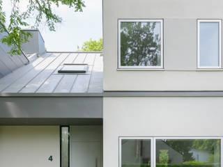 Detailansicht:  Häuser von Sieckmann Walther Architekten