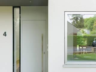 Eingangsbereich:  Häuser von Sieckmann Walther Architekten