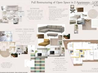 Apartamentos Remodelados:   por Marta Zita Peixoto - Arquitectura,Moderno