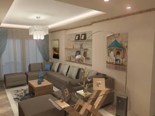 Salas de estar modernas por Quattro designs Moderno