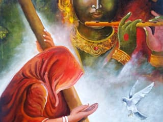 Indian Art Ideas ArteImmagini & Dipinti
