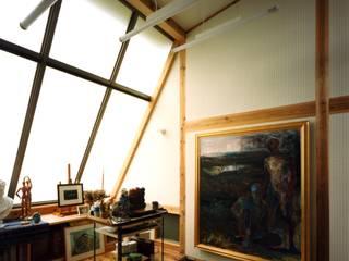 高砂の家: 設計組織アルキメラ 一級建築士事務所 が手掛けたサンルームです。,