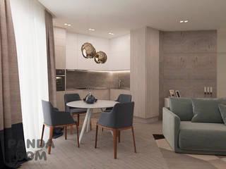 Kitchen by дизайн-студия PandaDom, Modern