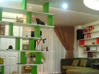 Hoàn thiện căn hộ chung cư: chiết trung  by Lam Hung Nguyen, Chiết trung