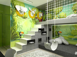 ARTDESIGN architektura wnętrz Modern nursery/kids room