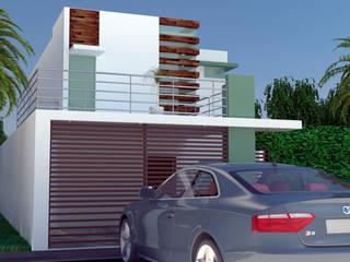 Minimalist house by M4X Minimalist